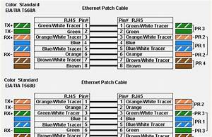 Cat6 Module Wiring Diagram