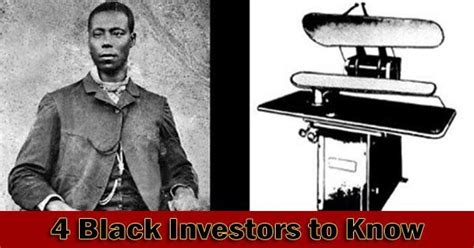 who invented the l 4 black inventors every black person should