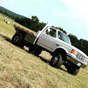 Ford F-350 Dually Flatbed