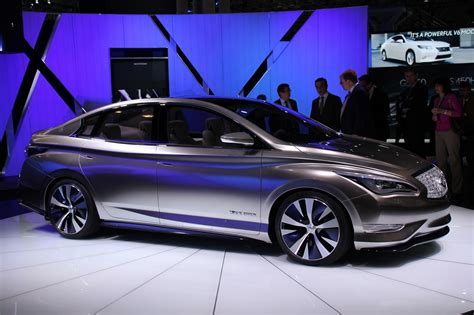 infiniti electric car  killed   postponed