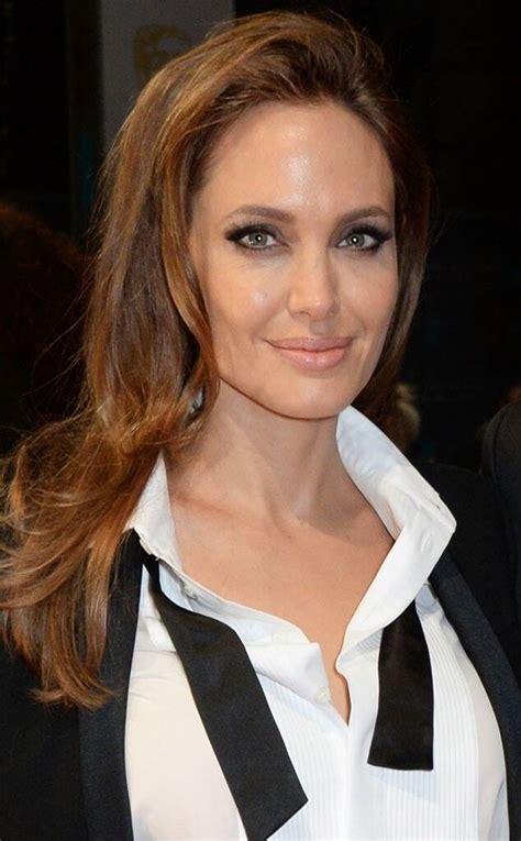 Beauty Police: Angelina Jolie Slays the BAFTA Red Carpet ...