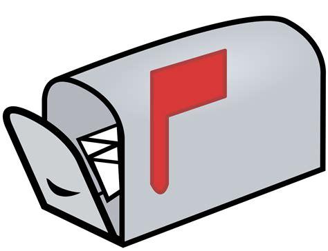 Mailbox Clipart Clipart Mailbox Colour
