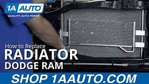 How To Install Replace Radiator 2004