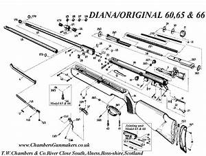 Akbar U0026 39 S Armory  Diana Mod  60  177 Cal Rifle
