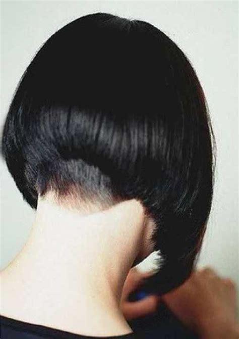 cool shaved nape bob haircuts bob hairstyles