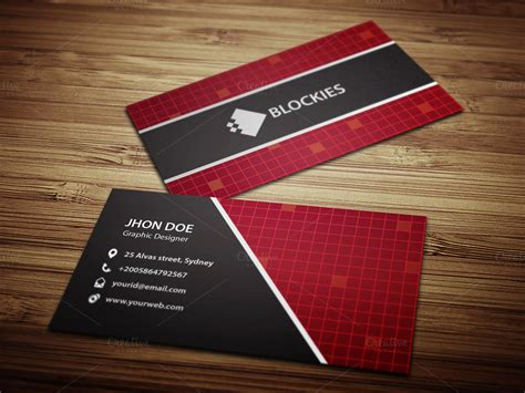 Cards Templates by Hi Tech Business Card Template Business Card Templates