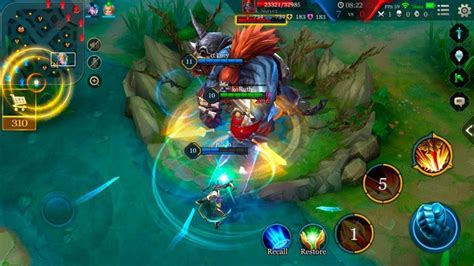 arena  valor   tencent switch game