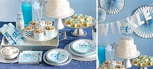 Baby 1 Geburtstag Deko : kleiner blauer stern 1 geburtstag party deko partycity de ~ Frokenaadalensverden.com Haus und Dekorationen