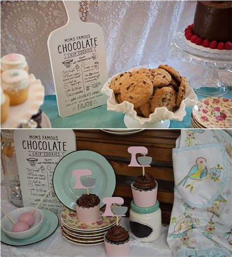 kitchen themed bridal shower ideas bridal shower bridal and cooking on