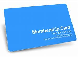 pin membership cards on pinterest With pta membership card template
