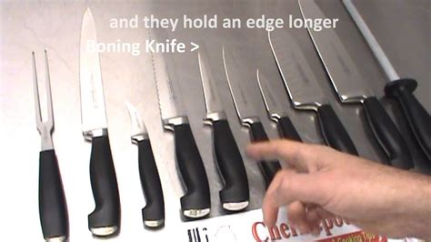 knives kitchen
