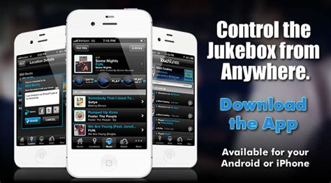 touchtunes control jukebox stanton automatics