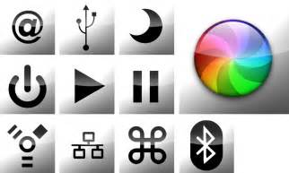 Computer Port Symbols Meanings
