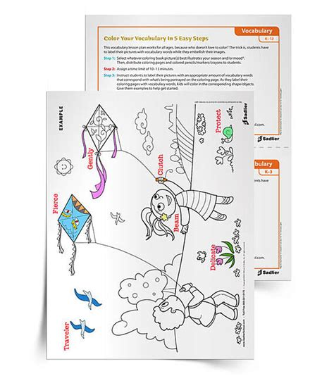 fun summer vocabulary worksheets  students