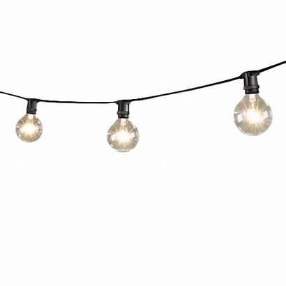 Lights String Transparent Bulb Lamp Lamps Lighting