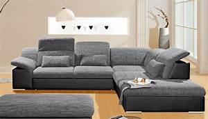 Eckgarnitur Mit Schlaffunktion : arizona ecksofa eckgarnitur couch sofa lederoptik eckcouch wohnlandschaft ebay ~ Indierocktalk.com Haus und Dekorationen