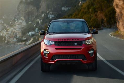 Gambar Mobil Land Rover Discovery by Gambar Land Rover Discovery Sport Lihat Foto Interior