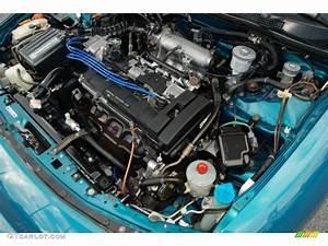 1994 Acura Integra Ls Coupe 1 8 Liter Dohc 16v 4 Cylinder