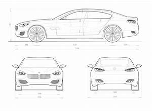 2000 Bmw Z8 E52 Blueprint Bmw Z8 Blueprint Drawing T