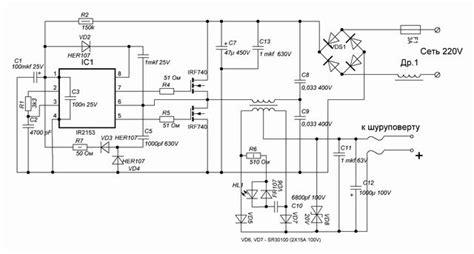 switch mode arc inverter welder schematic page 4
