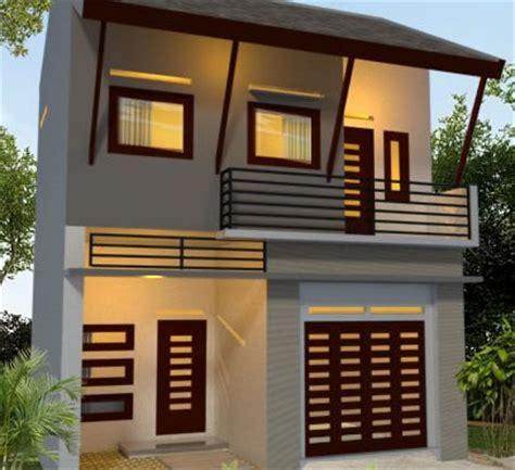 desain fasad kecil ide kreasi rumah