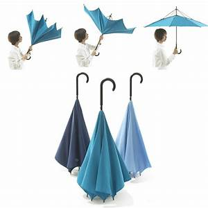 UnBRELLA - Upside Down Umbrella - The Green Head