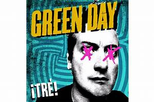 Billboard Rock Charts 2012 Green Day Reveals 39 Tre 39 Artwork 39 Uno 39 Track List