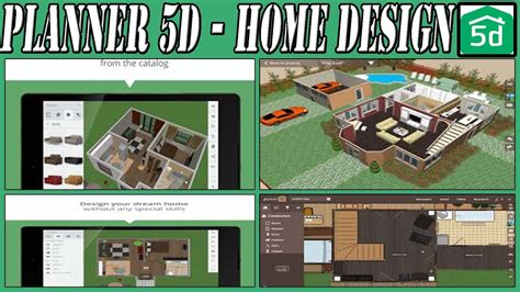 planner  home design android application youtube