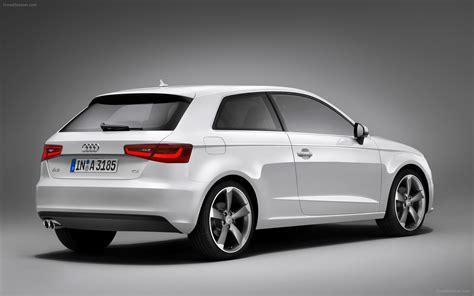 Audi A3 Picture by Audi A3 2013 Widescreen Car Picture 13 Of 28