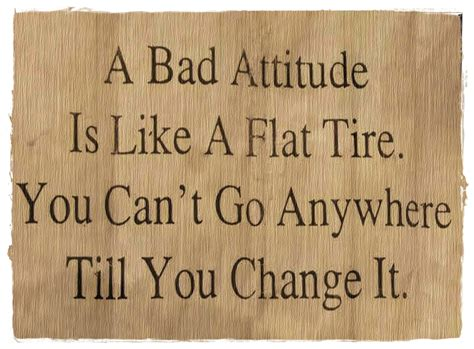 Quotes Person Bad Attitude