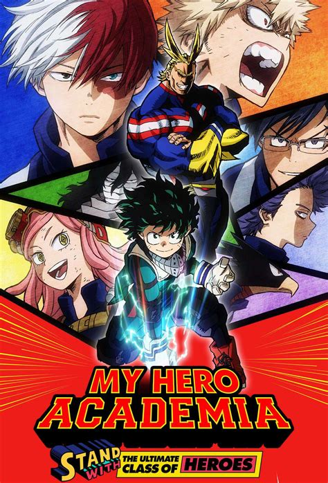 "English Dub Review My Hero Academia ""strategy, Strategy"