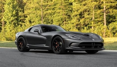 dodge viper gts price specs hp interior msrp
