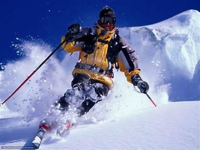 Skiing Snow Desktop Wallpapers Manually Changing Sport