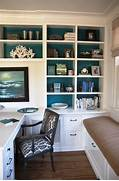 Home Design Idea by Presenting 30 Beach Style Home Office Design Ideas