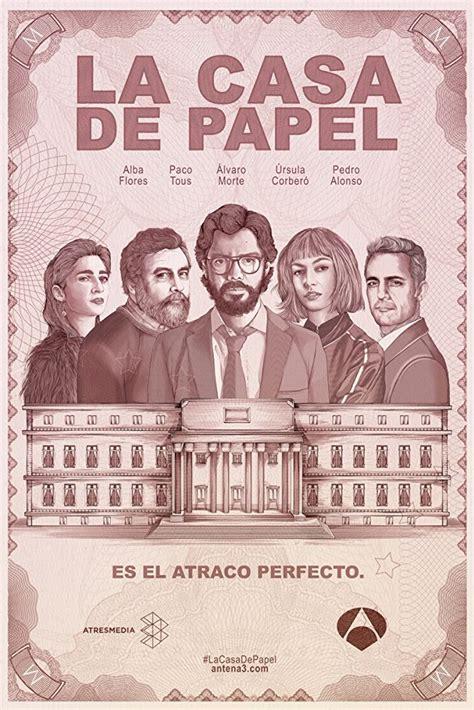 la casa de papel sezona   sa prevodom
