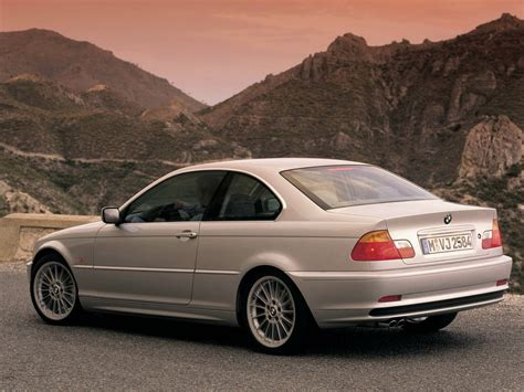 Bmw 3 Series Coupe E46 Wallpapers Car Wallpapers Hd
