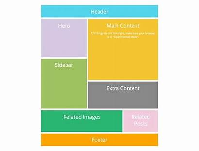 Css Flexbox Layout Combine Grid Web Grids