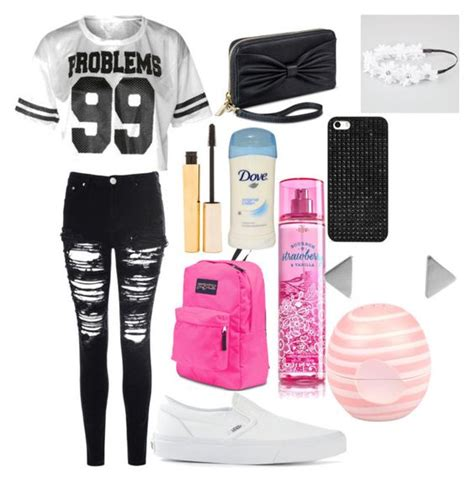 Back to school outfit for middle school #3 by shamya2003 on Polyvore featuring polyvore fashion ...