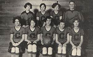 """1926-1927 Women's Basketball Team"" by Cedarville College"
