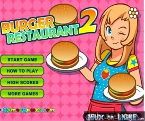 jeux de restaurant gratuit