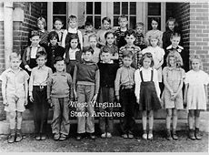 Photographs of Schools in West Virginia Cabell County IL