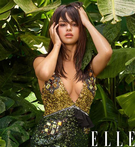 Selena Gomez Talks Demi Lovato Overdose In Elle Peoplecom