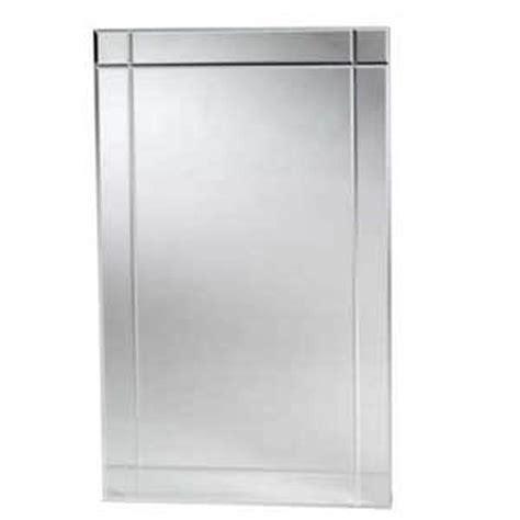 zenith prism mm1030 swing door v grooved medicine cabinet 16 in w x 4 1 2 in d x 26 4 in h