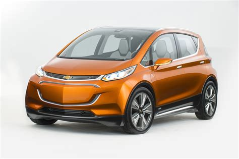Chevrolet Bolt 2016 by Chevrolet Bolt Concept Naias 2015 Gm Authority