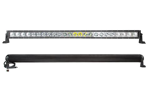 50 quot road led light bar with spot flood combo beam