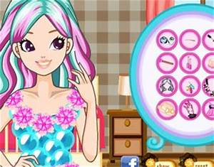 Play Free Madeline Hatter Makeup