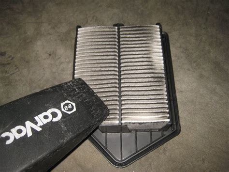 honda cr  engine air filter replacement guide