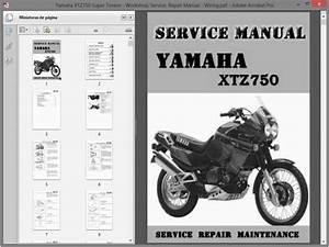 Yamaha Xtz750 Super Tenere - Service Manual