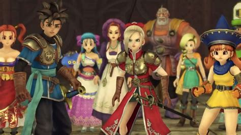 omega dynasty reviews meet the cast of playstation exclusive dragon quest heroes