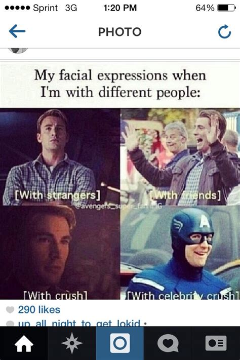 sharp humor marvel captain america funny marvel